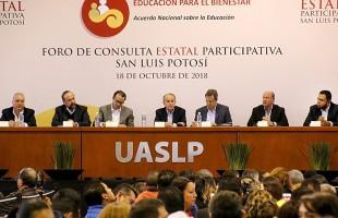 La Educación será la columna vertebral de la Cuarta Transformación de México: Esteban Moctezuma