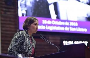 Necesario dejar las simulaciones y respetar plenamente los derechos de las mujeres: Marta Dekker