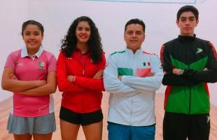 Racquetbolistas de CDP al mundial juvenil de la especialidad